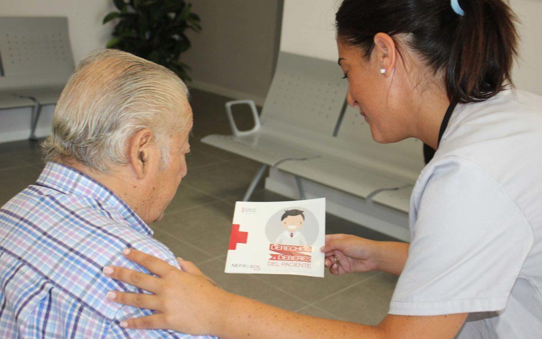 Servicio integral para el paciente en diálisis