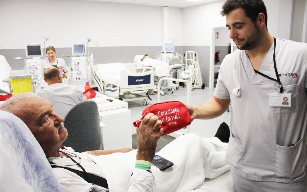 Nefrosol Salud realiza más de 18.300 sesiones de hemodiálisis en un año