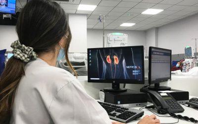 Nefrosol Salud recibe la certificación de calidad ISO 9001 otorgada por AENOR